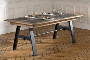 sieges marco - table detre170m deauvil