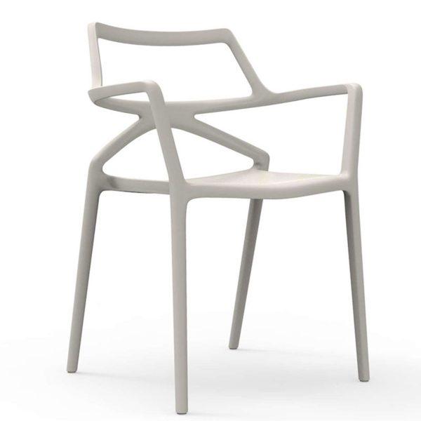 sieges marco - chaise delta beige