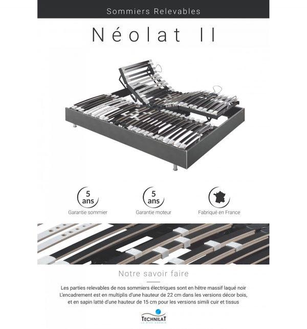 sieges marco - lit electrique neolat 2