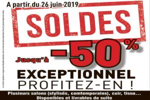 sieges marco - solde ete 2019